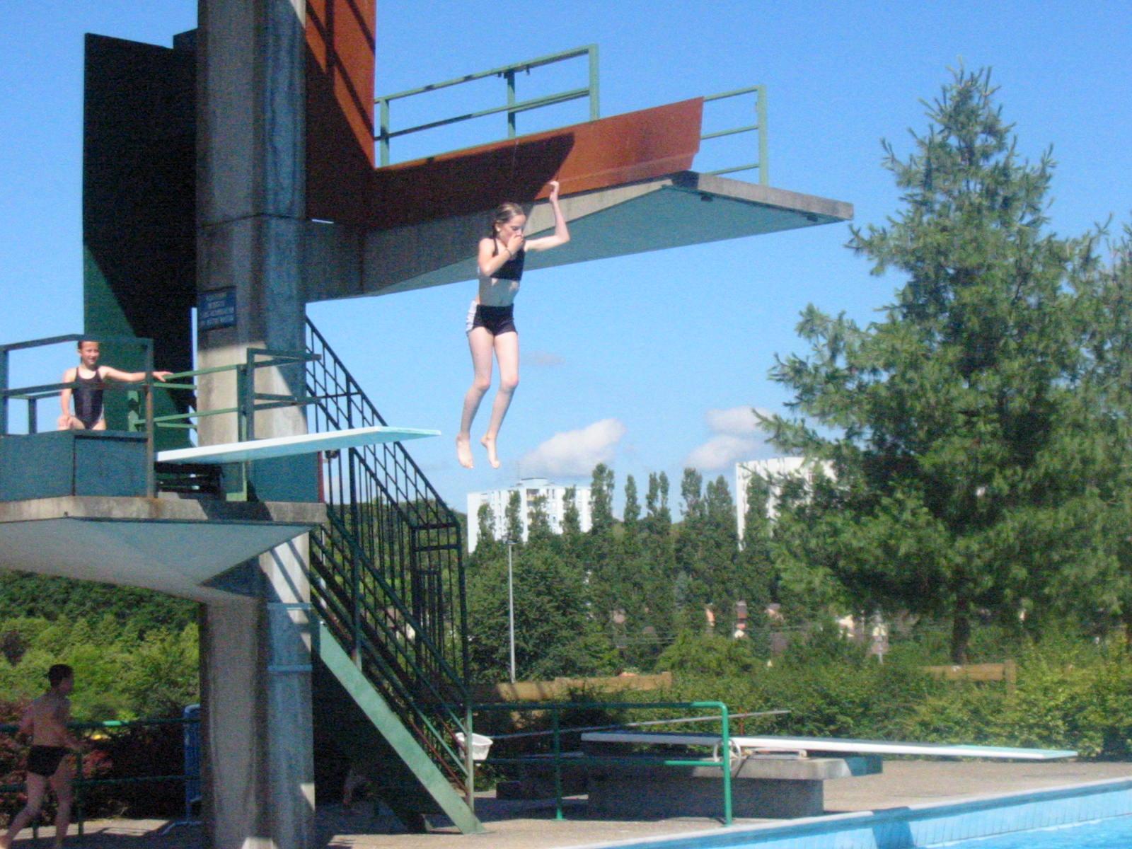 Camp 2004 faimbe eedf talant for Piscine montbeliard